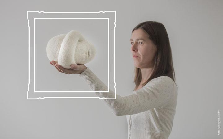 Plan voor een experimenteel project op het snijvlak van gezondheidszorg en persoonlijke expressie waarin chronische pijnpatiënten worden aangemoedigd hun eigen pijn te verbeelden