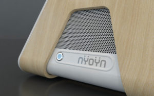 Ontwerp voor de behuizing van een interactief elektronisch geluidsconcept voor kinderen