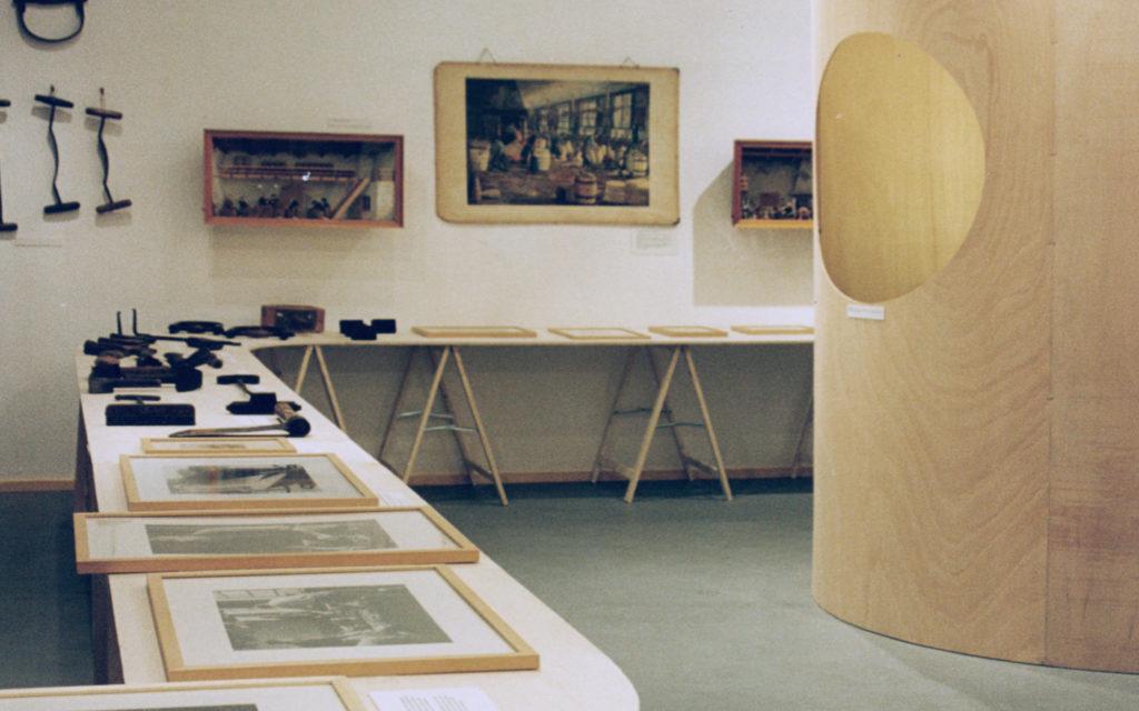 Ontwerp tentoonstelling over kuiperijen voor Museum Vlaardingen